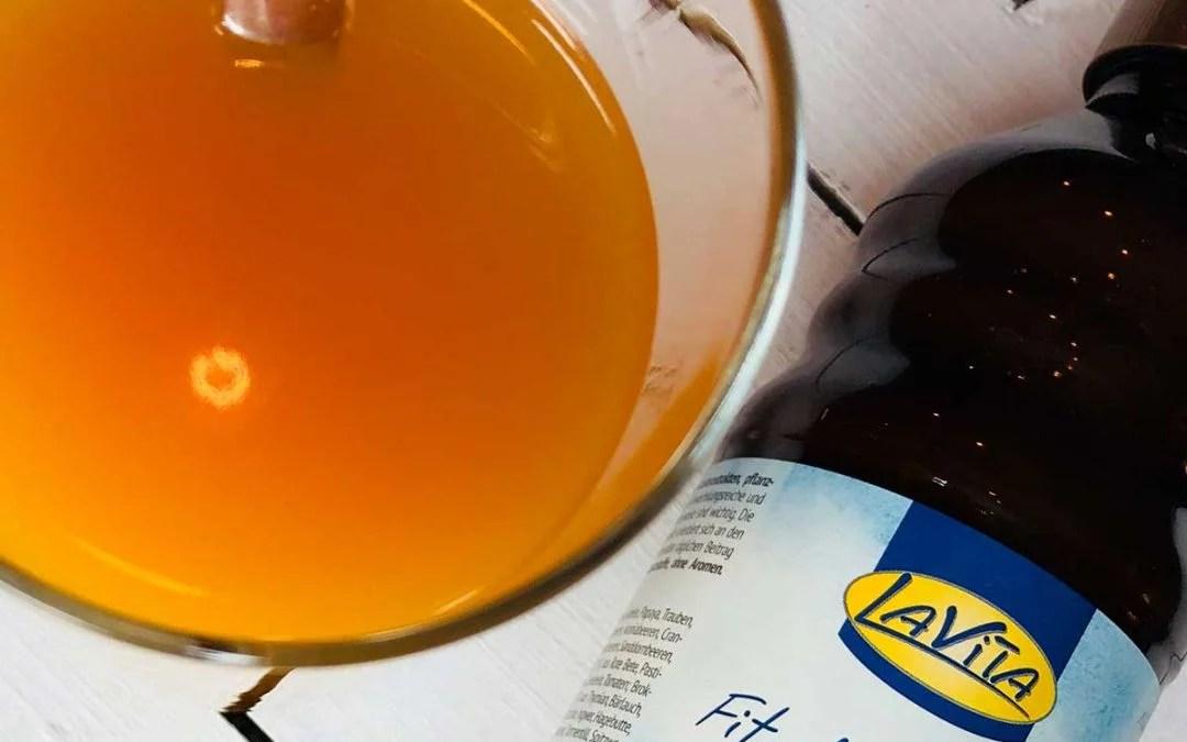 Lavita Test Meine Erfahrung Mit Dem Vitaminsaft Generation Pille
