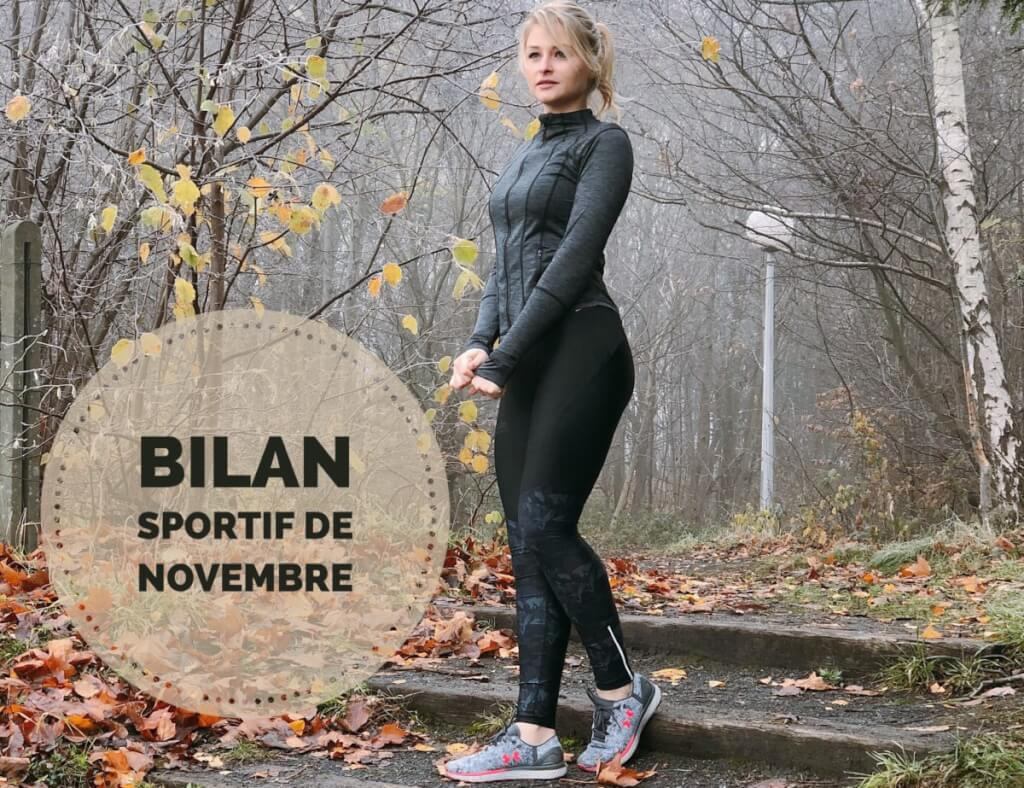 Bilan sportif de novembre