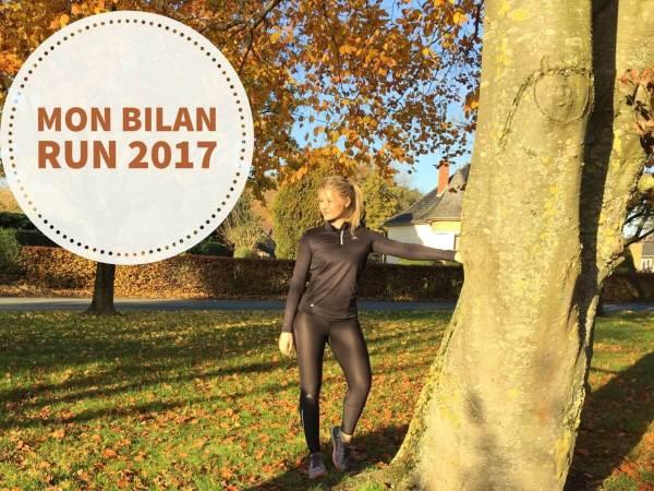 Mon bilan running 2017