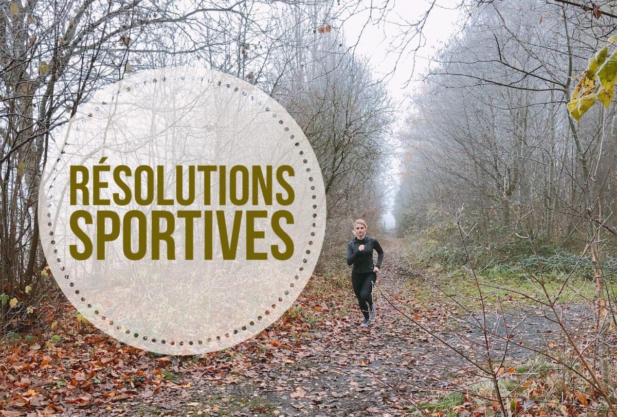 Résolutions 2018 : Sport