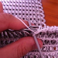 Pop tab (pull tab) crochet - my method... An epic post