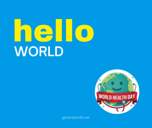World Health Day Picture