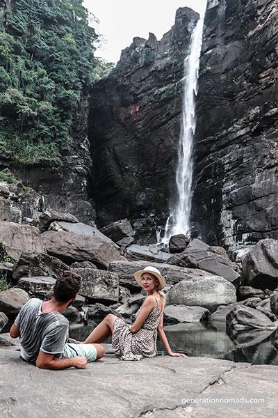 Laxapana Waterfall