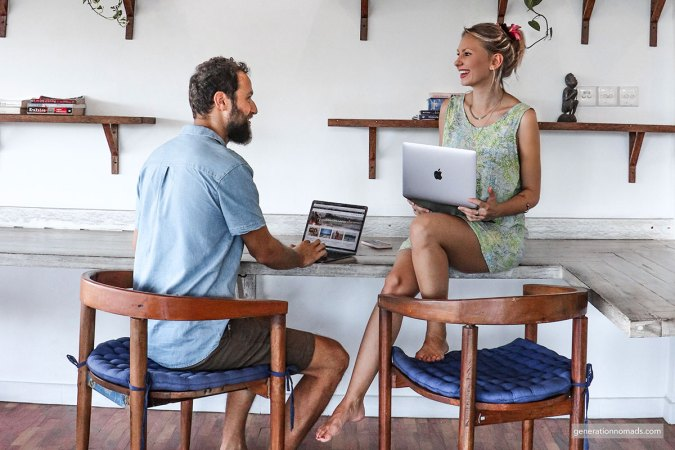 Outpost Coworking Space Ubud Bali