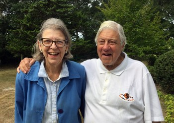 Betsy and Paul Sittenfeld '69