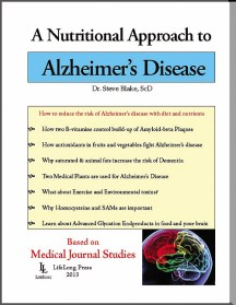 Book Review: A Nutritional Approach to Alzheimer's Disease