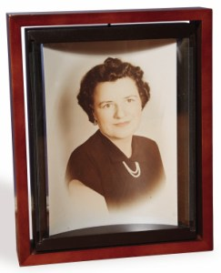 Grandma as a young woman.