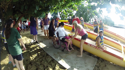 Generations Magazine - Adaptive Paddling on Maui - Image 05