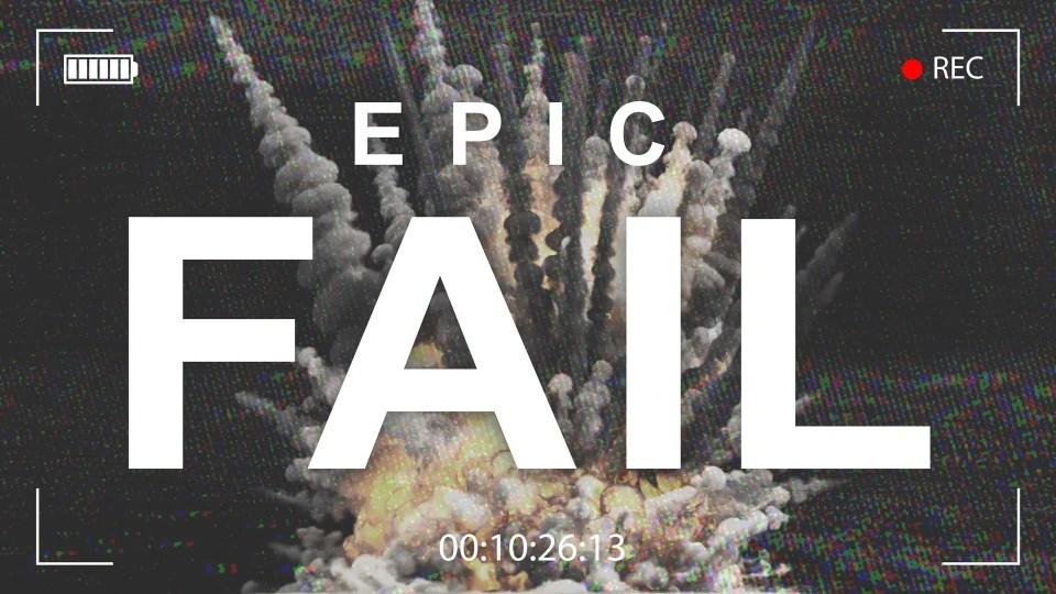 Epic Fail Series