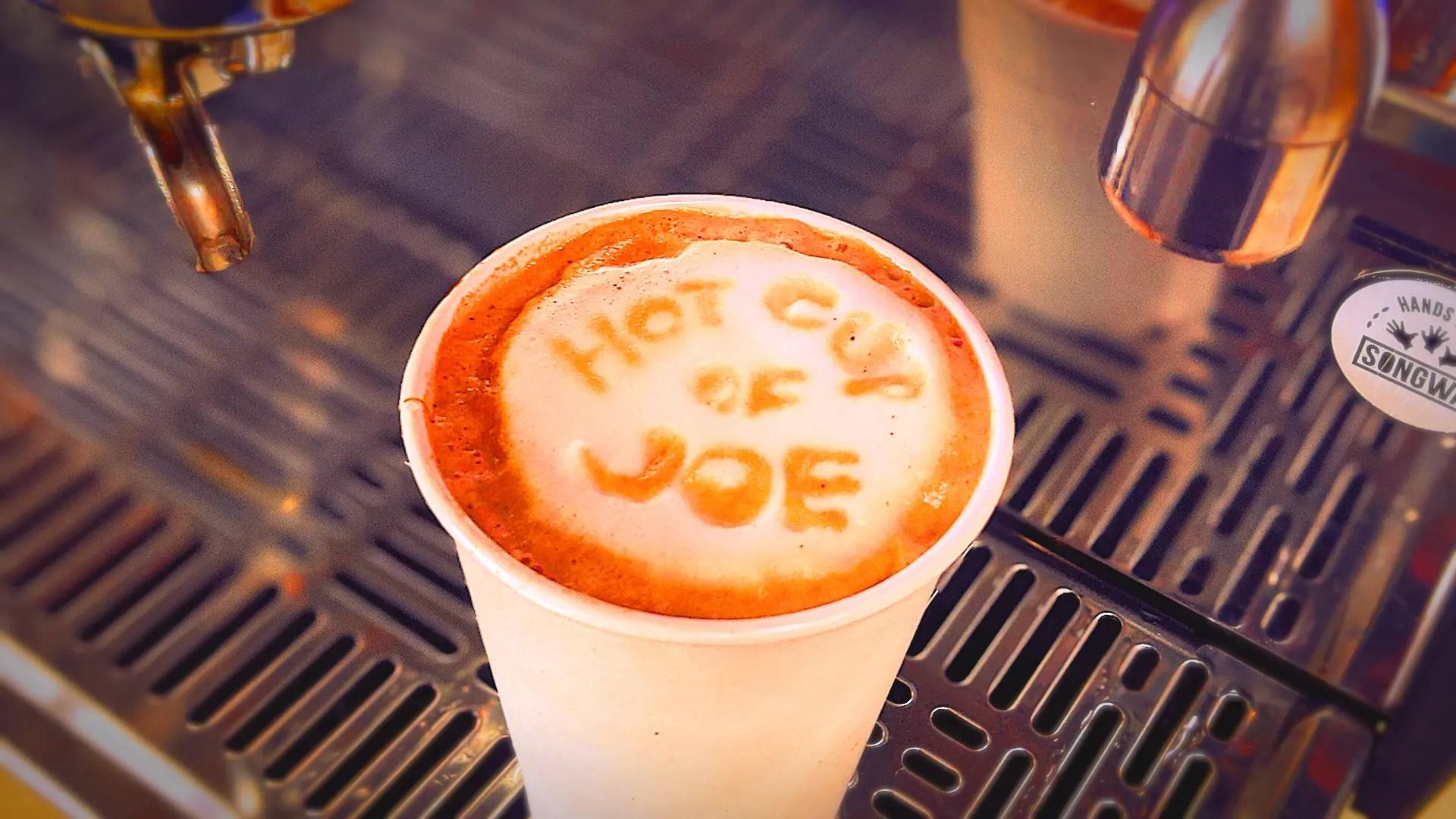 Hot Cup of Joe