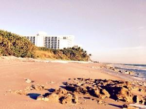Exterior Jupiter Beach Resort