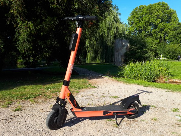 Voi E-Scooter in Stuttgart
