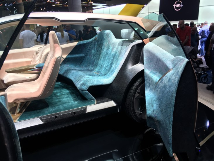 BMW Vision iNEXT Interieur