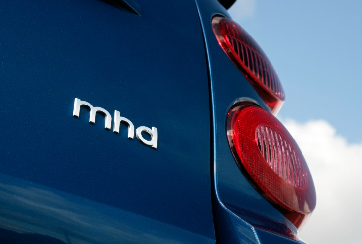 smart fortwo micro hybrid drive (mhd)