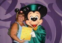 Lisa Richards on working at Disney World in Florida