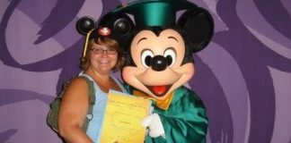 Lisa Richards on working at Disney World in Florida