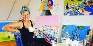 Ruth Mulvie, artist