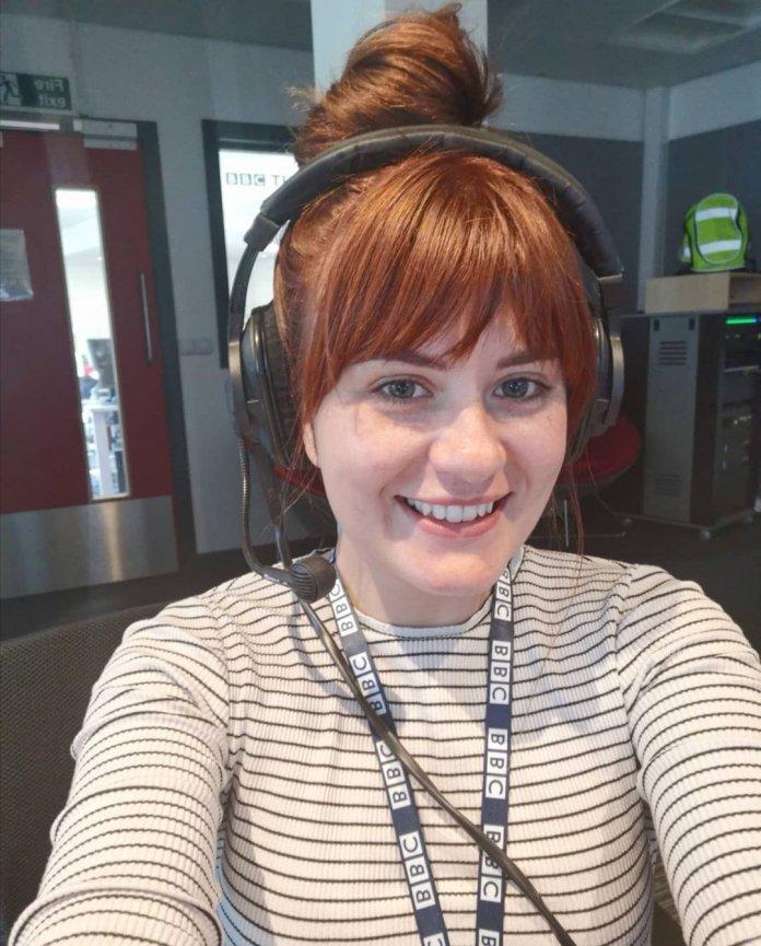 Hana at the BBC