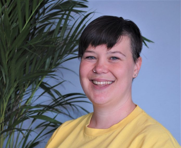 Jodie Hughes, founder of the charity Endometriosis South Coast.