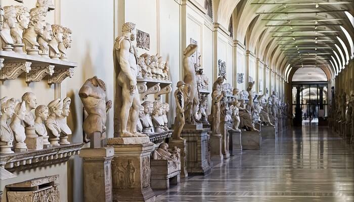 Visiter Les Muses Du Vatican Avec Un Billet Coupe File