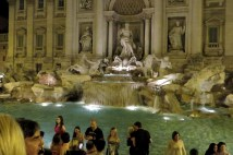 Trevy Fountain