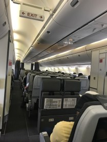 Second flight from Iceland to London