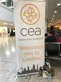 CEA Sign