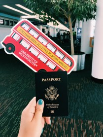 Passport and acceptance bus