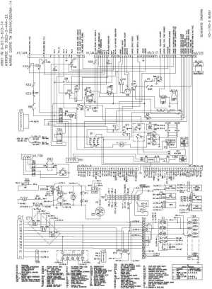 SCHEMATIC DIAGRAM  TM9611567214_501