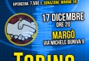 Apericena solidale per Fondo Terremotati a Torino