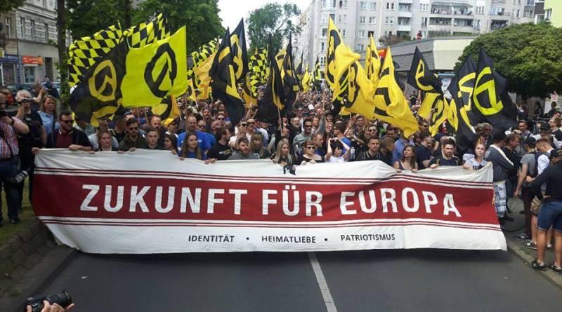 Manifestazione Identitaria a Berlino: un successo scomodo