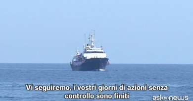 GID Defend Europe CStar ONG Open Arms Medici Senza Frontiere