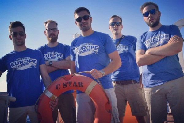 GID Defend Europe Libia C-Star equipaggio