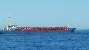 GID Defend Europe guardia costiera libica sequestra nave