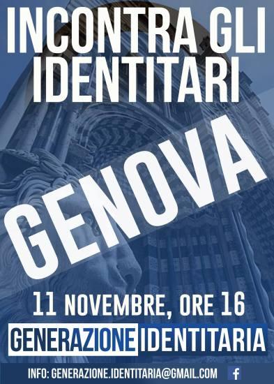 GID incontro Genova