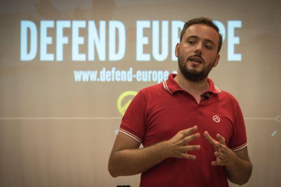 GID Lorenzo Fiato Defend Europe