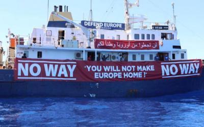 Arrestato Chamseddine Bourassine, contrastò Defend Europe – Comunicato