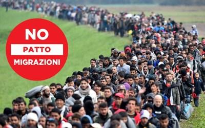 Uscire dal Patto Globale per le Migrazioni dell'ONU