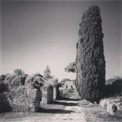 Ostia Antica, archeologi romantici