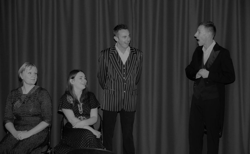 """""""AND THEN THERE WERE NONE"""" – Performance of Agatha Christie at Highfield campus 23-26 January"""