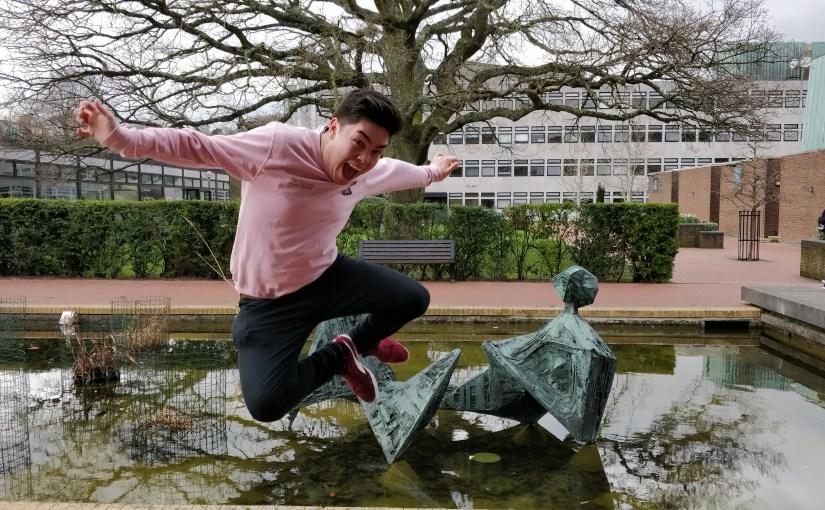 Arts Ambassador Reflection: Ben McQuigg