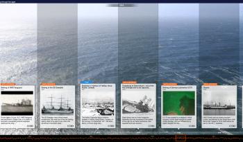 Screenshot of a TikiToki timeline.