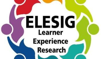 ELESIG logo - a circle of people with the words Learner Experience Research in the centre of the circle.