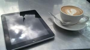 iPAD coffee club