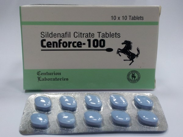 Buy Cenforce 100mg - Generic Viagra - Sildenafil Citrate