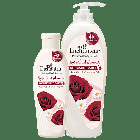 Enchanteur - Rose Oud amour for Unisex