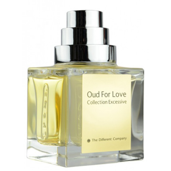 The Different Company - Oud for Love for Unisex - A+