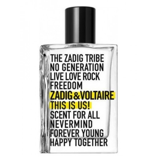 Zadig & Voltaire - This is Us for Unisex - A+