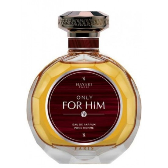 Hayari Parfums - Only For Him for Man - Grade A+