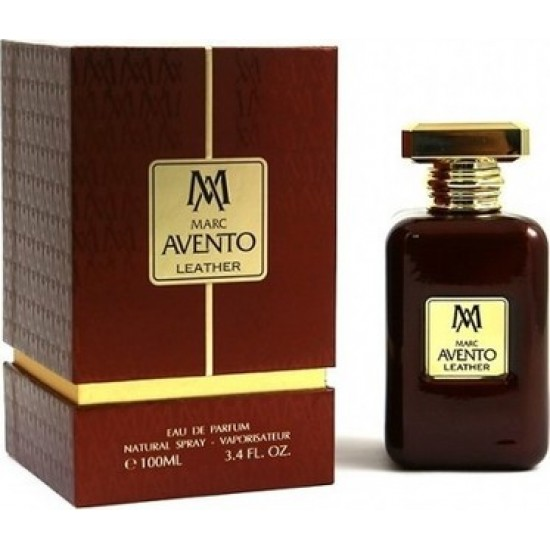 MARC AVENTO LEATHER FOR UNISEX EDP 100 ML by Marc Avento